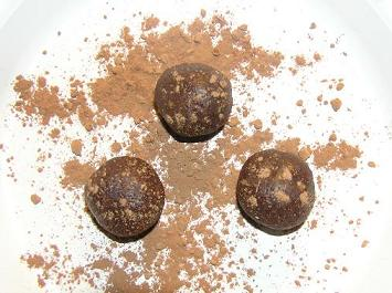 Chocolate Isagenix Balls