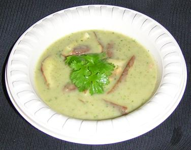 Coconut-Lime Avocado Soup - Truly Delicious! Everyday-Raw
